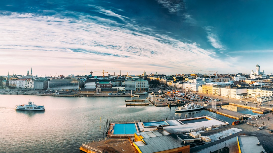 Finland with Incoming BUsiness Group