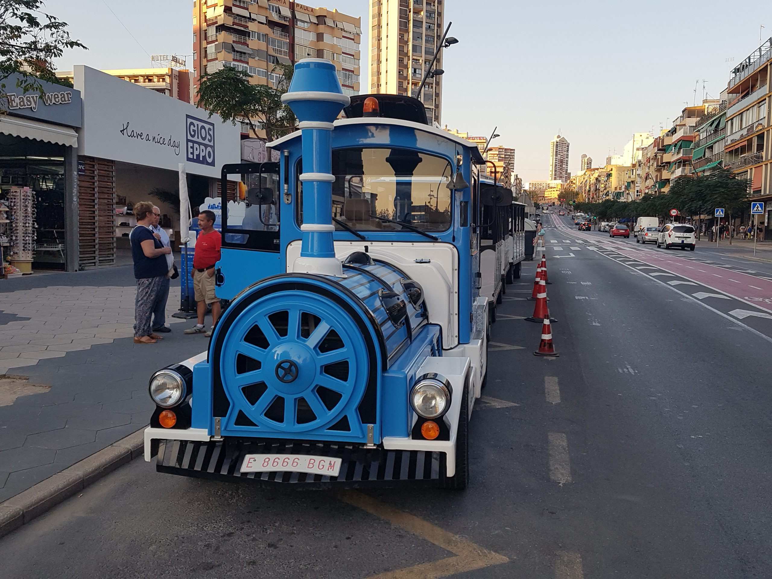 Benidorm City tour with Incoming Spain