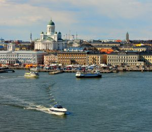 Helsinki with Incoming Business Group