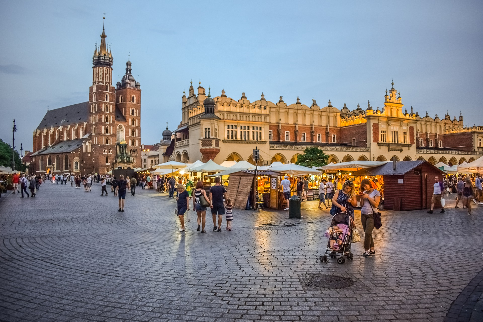 Krakow with Incoming Business Group