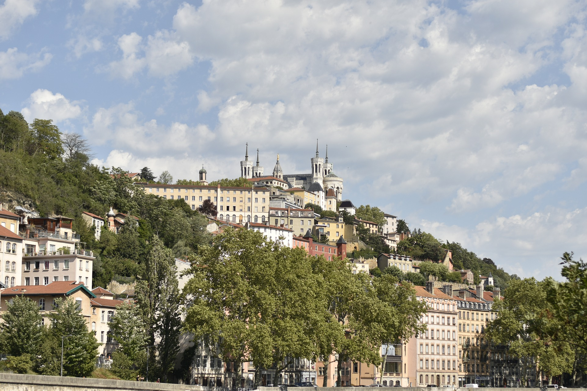Lyon with Incoming Business Group
