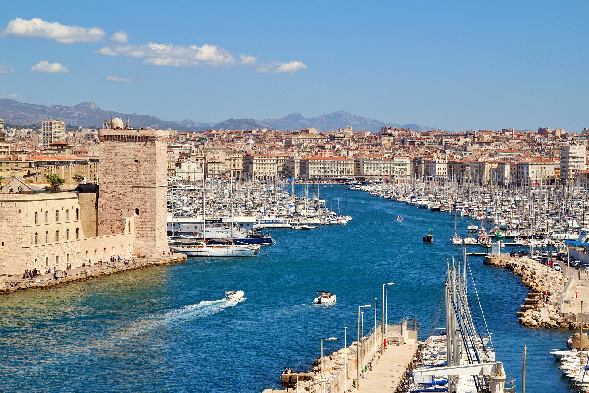 Marseille with Incoming Business Group