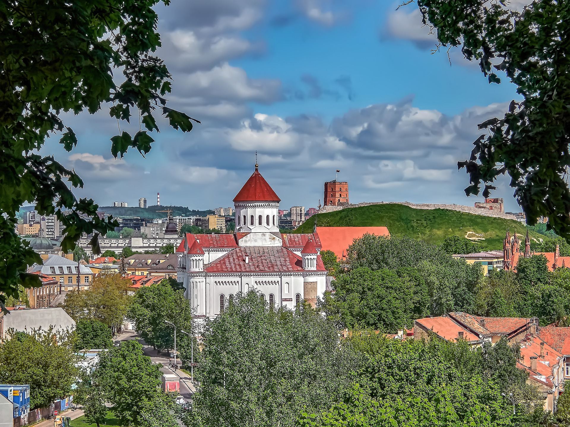 Vilnius with Incoming Business Group