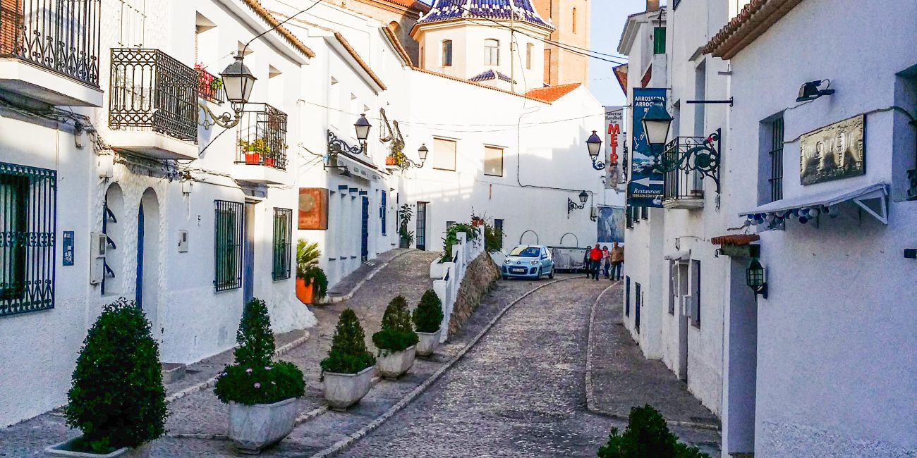 Private tour to Altea with Incoming Spain